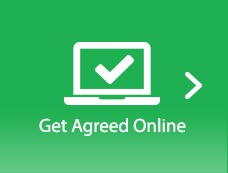 mortgage button agreed online